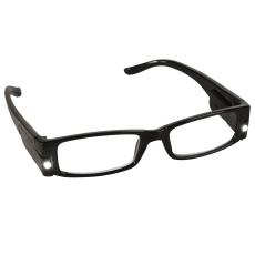 LED Glasses Black