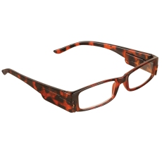 LED Glasses Brown