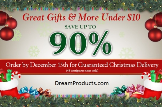 Gifts and More Under $10