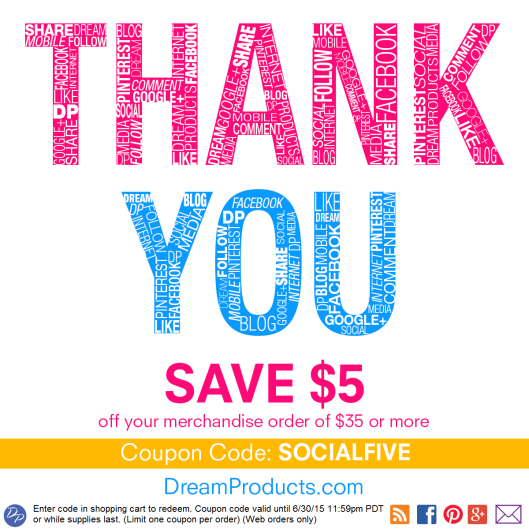 Dreamproducts com coupon code